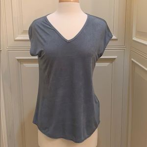 Max Studio Specialty Products MSSP suede like top